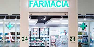 Seguridad antihurto para farmacias